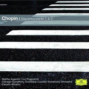 CD Concerto per Pianoforte di Fryderyk Franciszek Chopin