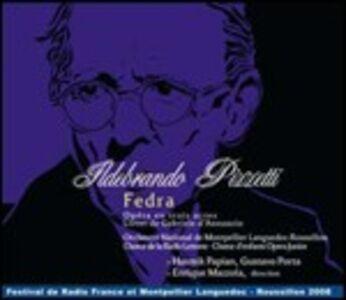 CD Fedra di Ildebrando Pizzetti