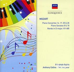 CD Concerti per Pianoforte n.14, di Wolfgang Amadeus Mozart