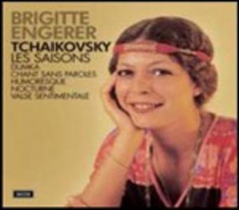 CD Le Stagioni di Pyotr Il'yich Tchaikovsky