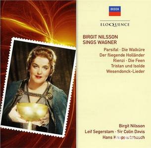 CD Birgit Nilsson Sings Wagn di Richard Wagner
