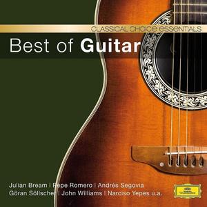 CD Best of Guitar