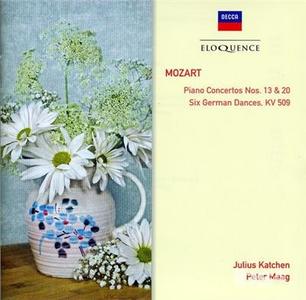 CD Concerti per Pianoforte n.13 & di Wolfgang Amadeus Mozart