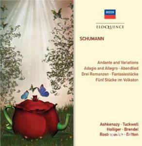 CD Musica da Camera di Robert Schumann