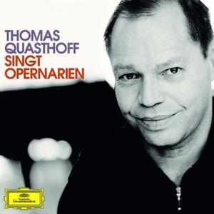 Foto Cover di Singt Opernarien, CD di Thomas Quasthoff, prodotto da Deutsche Grammophon