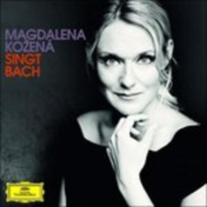 CD Singt Bach di Johann Sebastian Bach