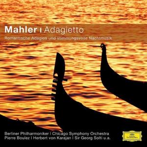 CD Adagietto di Gustav Mahler