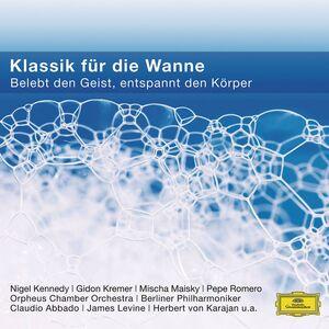 Foto Cover di Klassik fur die Wanne, CD di  prodotto da Deutsche Grammophon