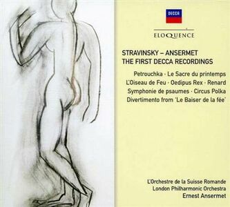 CD Ansermet. The First Decca di Igor Stravinsky
