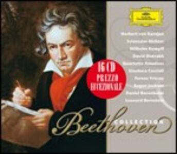 CD Beethoven Collection di Ludwig van Beethoven