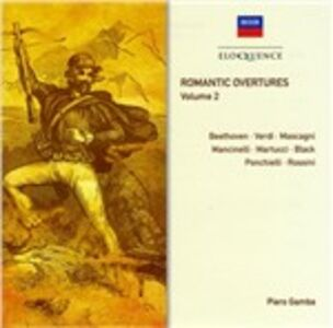 CD Romantic Overtures vol.2  0