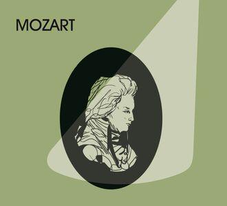CD Mozart - Multi Interpretes di Wolfgang Amadeus Mozart