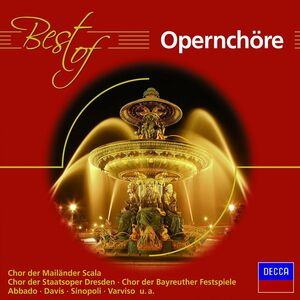 CD Best of Opernchore