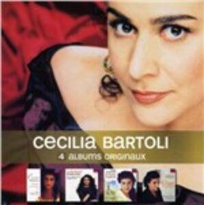 CD 4 Albums Originaux