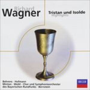 Foto Cover di Tristano e Isotta (Tristan und Isolde), CD di Richard Wagner, prodotto da Decca