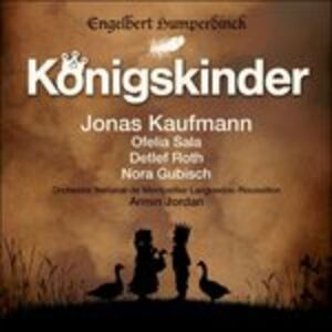 CD Konigskinder di Engelbert Humperdinck