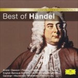 CD Best of Handel di Georg Friedrich Händel