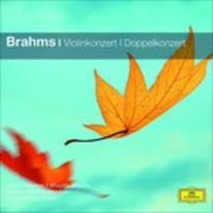 CD Concerto per Violino D - Dur op.77 di Johannes Brahms