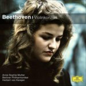 CD Concerto per Violino D - Dur op.61 di Ludwig van Beethoven