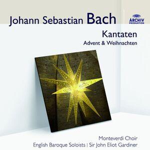 CD Kantaten - Advend & di Johann Sebastian Bach