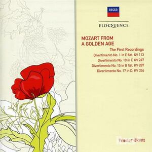 CD From a Golden Age - Four di Wolfgang Amadeus Mozart