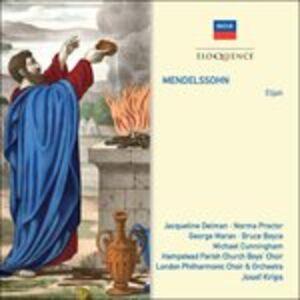 CD Elijah di Felix Mendelssohn-Bartholdy