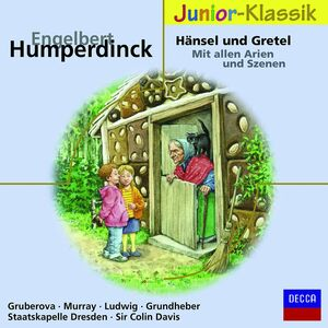 Foto Cover di Hansel & Gretel - Junior, CD di Engelbert Humperdinck, prodotto da Decca