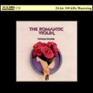 CD The Romantic Violin