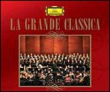 Foto Cover di La grande classica, CD di  prodotto da Universal Classic