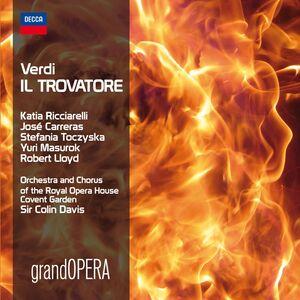 Foto Cover di Il Trovatore, CD di AA.VV prodotto da Decca