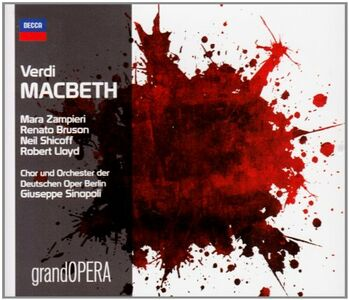 CD Macbeth di Giuseppe Verdi