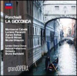 CD La Gioconda di Amilcare Ponchielli