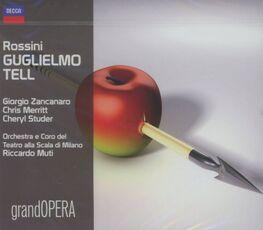 CD Guglielmo Tell Gioachino Rossini Riccardo Muti Cheryl Studer