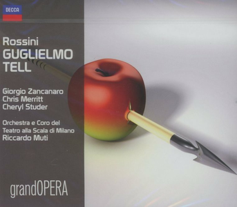 CD Guglielmo Tell di Gioachino Rossini