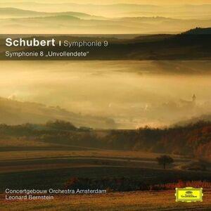 CD Sinfonie n.8, n.9 di Franz Schubert
