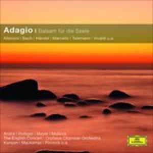 CD Balsam fur die Seele di Adagio