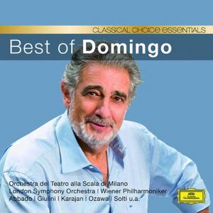 CD Best of Domingo