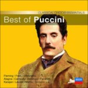 CD Best of Puccini di Giacomo Puccini