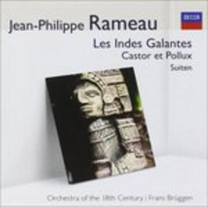 CD Les Indes di Jean-Philippe Rameau