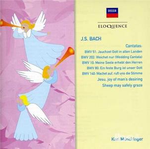 CD Cantatas di Johann Sebastian Bach