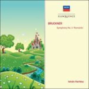 Foto Cover di Sinfonia n.4, CD di Anton Bruckner, prodotto da Eloquence 0