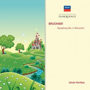 CD Sinfonia n.4 di Anton Bruckner 1