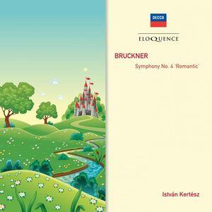 Foto Cover di Sinfonia n.4, CD di Anton Bruckner, prodotto da Eloquence 1