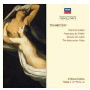 CD Capriccio Italien, France di Pyotr Il'yich Tchaikovsky