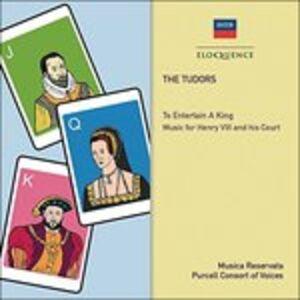 CD Tudors. to Entertain A