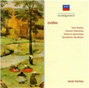 Foto Cover di Overtures & Tone Poems, CD di Antonin Dvorak, prodotto da Eloquence 0