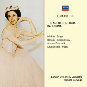 Foto Cover di Art of the Prima, CD di Richard Bonynge, prodotto da Eloquence
