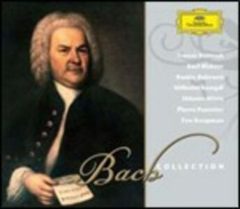 CD Bach Collection di Johann Sebastian Bach