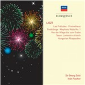 CD Tone Poems-Hungarian.. di Franz Liszt