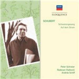 CD Schwanengesang di Franz Schubert 0